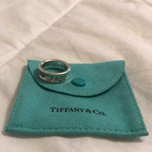 Tiffany 1837 ring